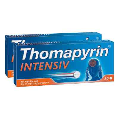 Thomapyrin INTENSIV   bei apotheke-online.de bestellen