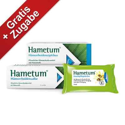 Hametum Hämorrhoiden Set  bei apo.com bestellen