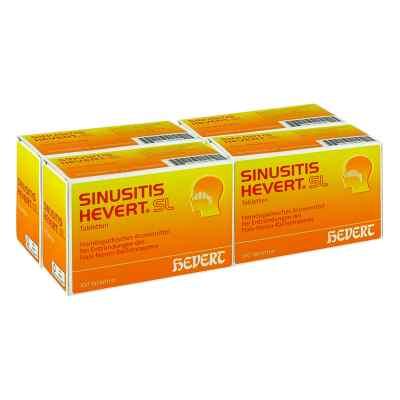 Sinusitis Hevert Sl Tabletten  bei apo.com bestellen