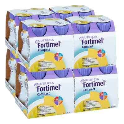 Fortimel Compact 2.4 Vanillegeschmack  bei apo.com bestellen
