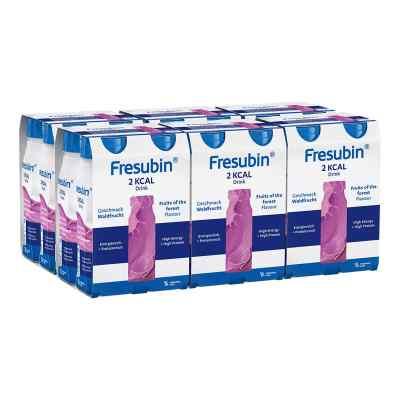 Fresubin 2 kcal Drink Waldfrucht Trinkflasche  bei vitaapotheke.eu bestellen