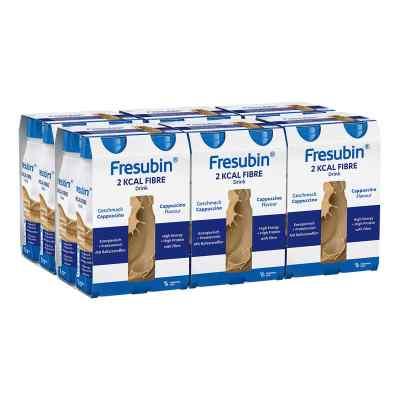 Fresubin 2 kcal fibre Drink Cappuccino Trinkflasche  bei vitaapotheke.eu bestellen