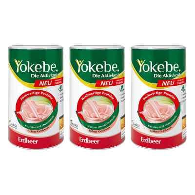 Yokebe Erdbeer Pulver  bei apotheke-online.de bestellen
