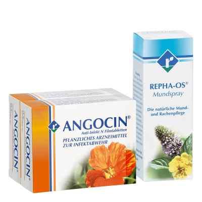 Repha Os Mundspray  Angocin Anti-Infekt N - Set  bei apo.com bestellen