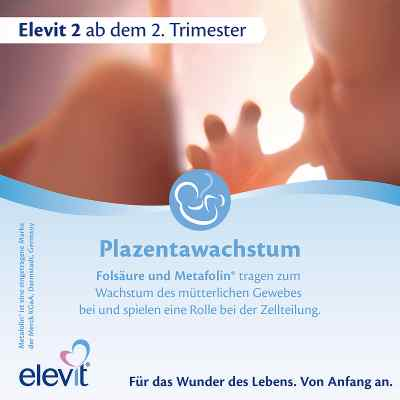 Elevit 2 Schwangerschaft Weichkapseln  bei apo.com bestellen