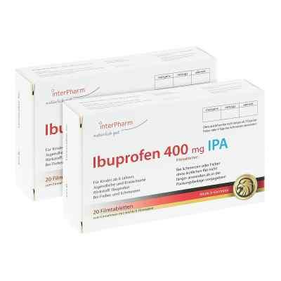 Ibuprofen 400mg  bei apo.com bestellen