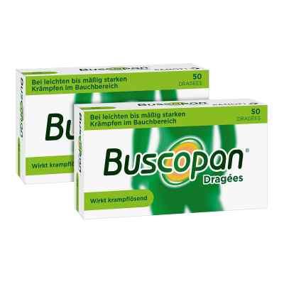 Buscopan Dragees Doppelpack  bei apo.com bestellen