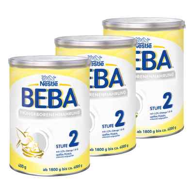 Nestle Beba Frühgeborenen Nahrung Stufe 2 3er Paket  bei apo.com bestellen