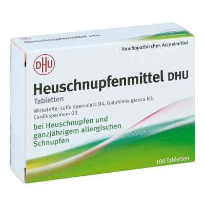 Heuschnupfenmittel Dhu Tabletten  bei apotheke-online.de bestellen
