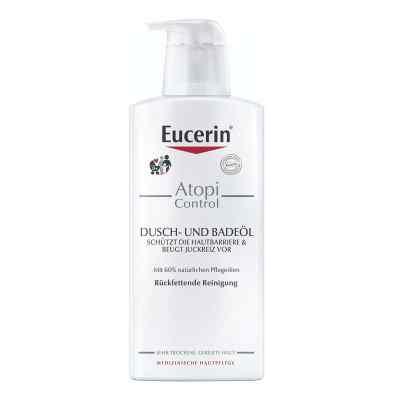 Eucerin Atopicontrol Dusch- und Badeöl  bei apo.com bestellen