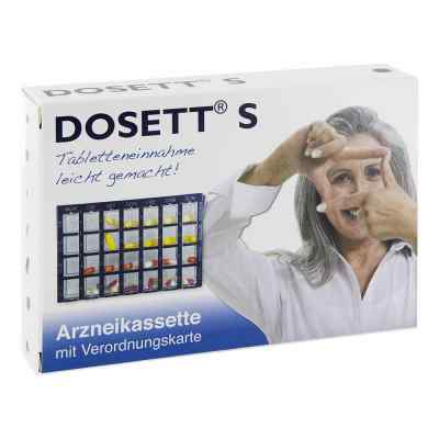 Dosett S Arzneikassette blau 11782  bei apotheke-online.de bestellen