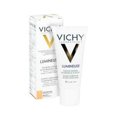 Vichy Lumineuse Satinee clair für  trockene Haut Cr.  bei vitaapotheke.eu bestellen