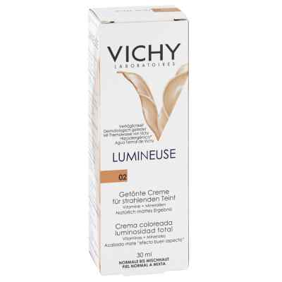 Vichy Lumineuse Mate peche normale/Mischhaut Creme  bei apotheke-online.de bestellen