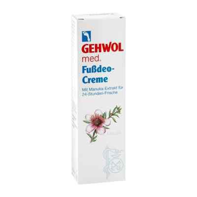Gehwol med Fussdeo-creme  bei apo.com bestellen