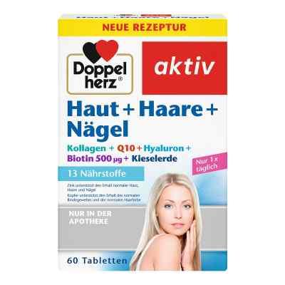 Doppelherz Haut + Haare + Nägel Tabletten  bei apo.com bestellen
