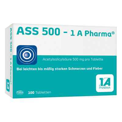 ASS 500-1A Pharma  bei vitaapotheke.eu bestellen
