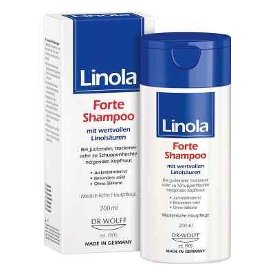 Linola Forte Shampoo  bei vitaapotheke.eu bestellen