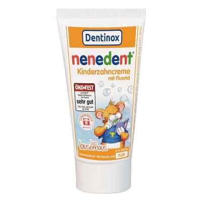 Nenedent Kinderzahncreme mit Fluorid Standtube  bei apo.com bestellen