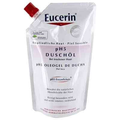 Eucerin pH5 Creme Duschöl Nachfüllpackung b.  bei apotheke-online.de bestellen