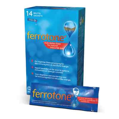 Ferrotone - der flüssige Eisen-Lieferant  bei apo.com bestellen