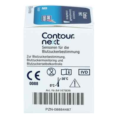 Contour next Sensoren Teststreifen  bei vitaapotheke.eu bestellen