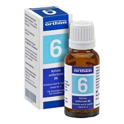 Biochemie Globuli 6 Kalium sulfuricum D 6  bei apo.com bestellen
