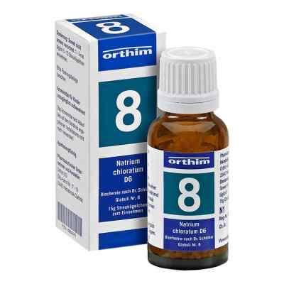 Biochemie Globuli 8 Natrium chloratum D 6  bei apo.com bestellen