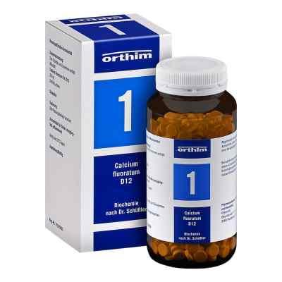 Biochemie Orthim 1 Calcium fluoratum D 12 Tabletten   bei vitaapotheke.eu bestellen