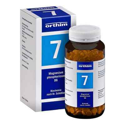 Biochemie Orthim 7 Magnesium phosphoric.D 6 Tabletten   bei apotheke-online.de bestellen