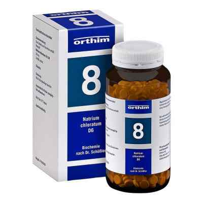 Biochemie Orthim 8 Natrium chloratum D 6 Tabletten  bei apotheke-online.de bestellen