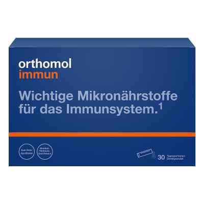 Orthomol Immun Direktgranulat Himbeer/menthol  bei apo.com bestellen