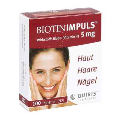 Biotin Impuls 5 mg Tabletten  bei apo.com bestellen