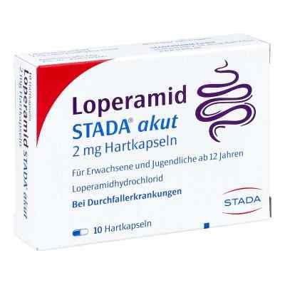 Loperamid STADA akut 2mg  bei apo.com bestellen