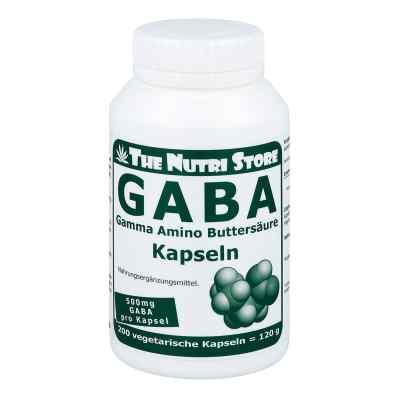 Gaba 500 mg vegetarische Kapseln  bei apotheke-online.de bestellen