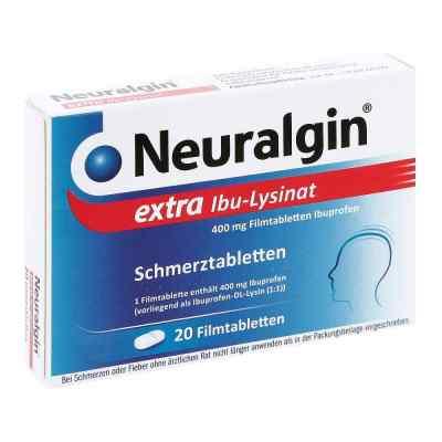 Neuralgin extra Ibu-Lysinat  bei apo.com bestellen