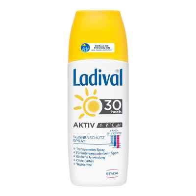 Ladival Sonnenschutzspray Lsf 30  bei apo.com bestellen