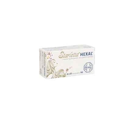Starletta Hexal 2 mg/0,03 mg Filmtabletten  bei apo.com bestellen