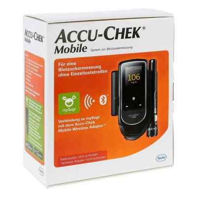Accu Chek Mobile Set mg/dl Iii  bei apotheke-online.de bestellen