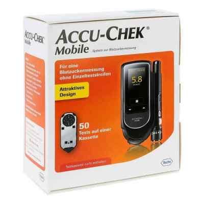 Accu Chek Mobile Set mmol/l Iii  bei vitaapotheke.eu bestellen