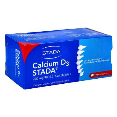 Calcium D3 STADA 600mg/400 internationale Einheiten  bei apo.com bestellen