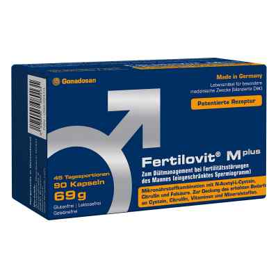 Fertilovit M Plus Kapseln  bei apo.com bestellen