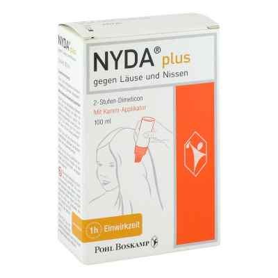 Nyda plus Lösung mit Kamm Applikator  bei apo.com bestellen