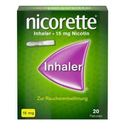 Nicorette Inhaler 15mg  bei vitaapotheke.eu bestellen