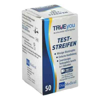 Trueyou Blutglukose Teststreifen  bei apo.com bestellen