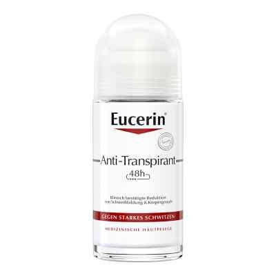 Eucerin Deodorant Antitranspirant Roll on 48 h  bei apo.com bestellen