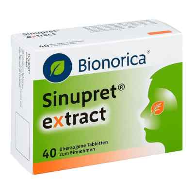 Sinupret extract überzogene Tabletten  bei apotheke-online.de bestellen