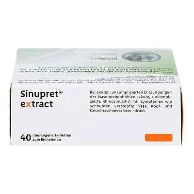 Sinupret extract überzogene Tabletten  bei apo.com bestellen