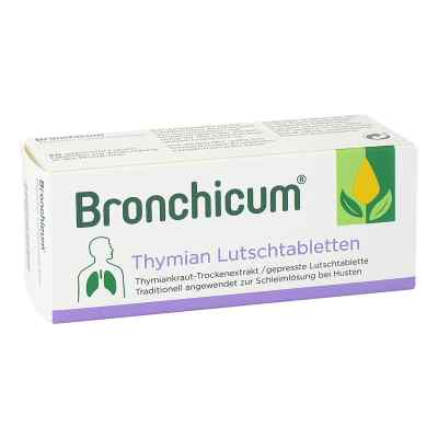Bronchicum Thymian Lutschtabletten  bei apotheke-online.de bestellen