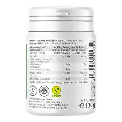 Natural D-mannose Powder  bei apotheke-online.de bestellen