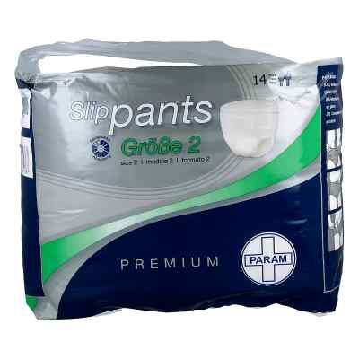 Param Slip Pants Premium Größe 2   bei vitaapotheke.eu bestellen
